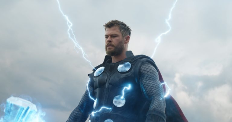Thor Love and Thunder için start veriliyor