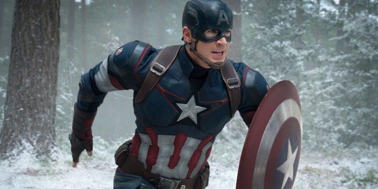 Yeni Captain America ortaya çıktı!