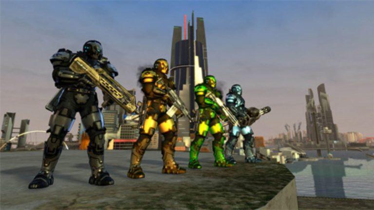 Crackdown Xbox One'da ücretsiz oldu!