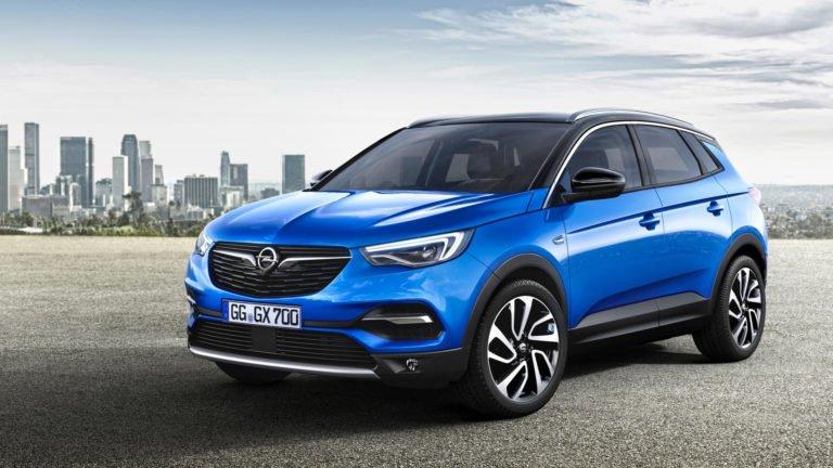 Sıfır Opel Grandland X fiyatları güncellendi