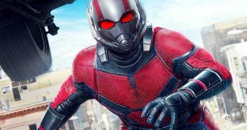 Ant-Man 3 vizyon