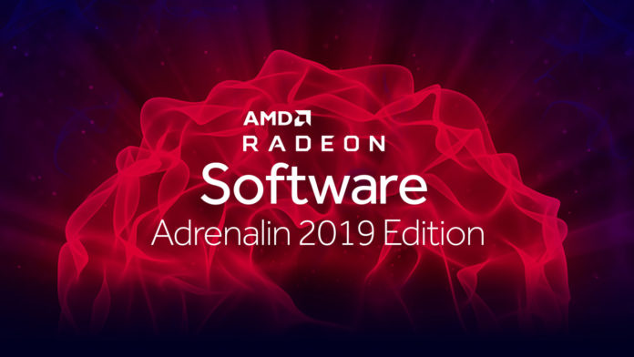 AMD Radeon Software Adrenalin 2019 Edition 19.4.1