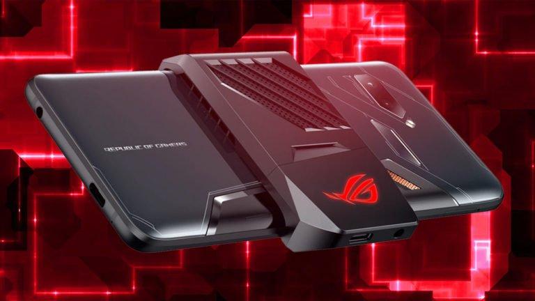 Asus Rog Phone 2 rekora imza attı!
