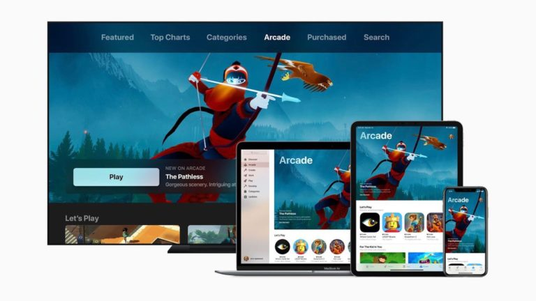 Apple Arcade nasıl görünecek?