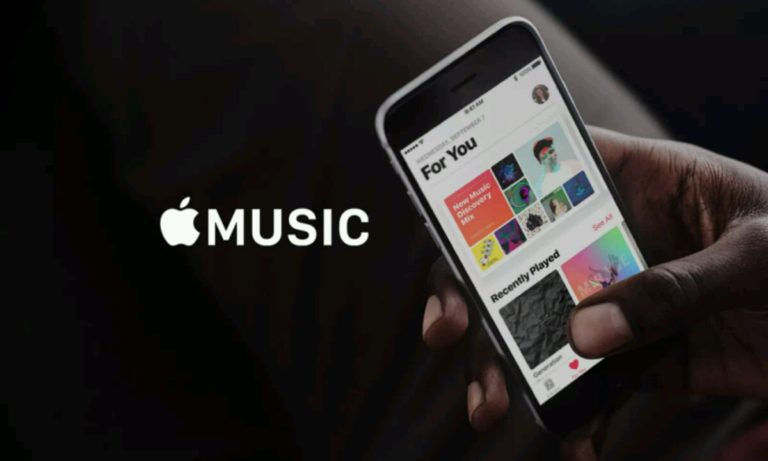 Apple Music uygulaması sızdı!