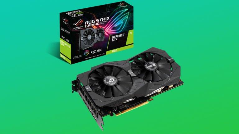 Asus GeForce GTX 1650 kartlarını tanıttı!