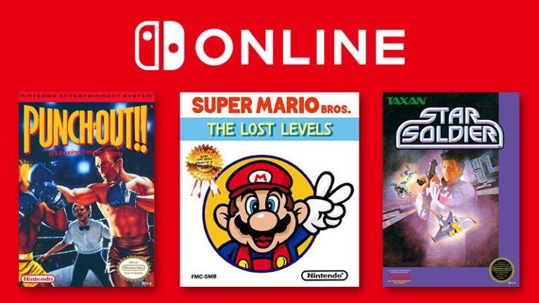 Nintendo Switch Online'ın yeni NES oyunları belli oldu
