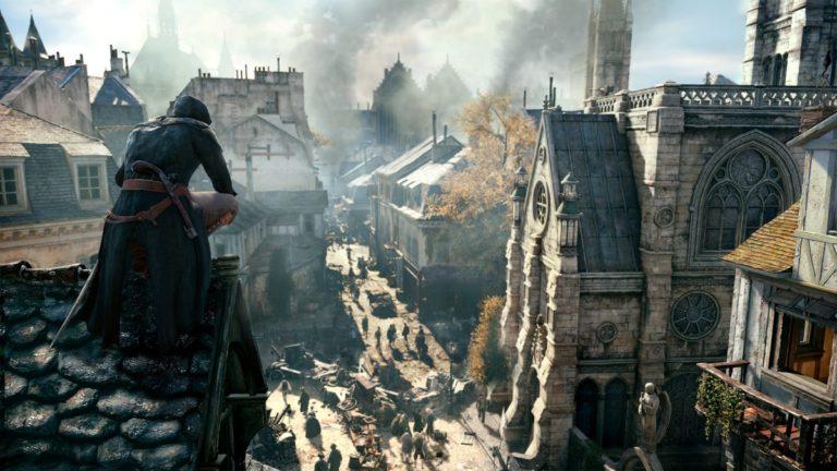 Assassin's Creed: Unity ücretsiz oldu!