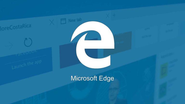 Chromium tabanlı Microsoft Edge karanlık tema ile güncellendi!