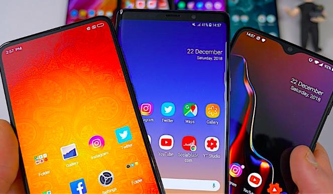 1500 TL altı en iyi akıllı telefonlar 2019 Nisan