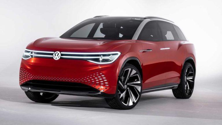 Volkswagen, Tesla Model X'e rakip çıkarıyor! İşte karşınızda ID Roomzz konsepti!