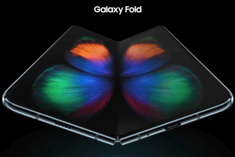Samsung Galaxy Fold satışa sunuldu!