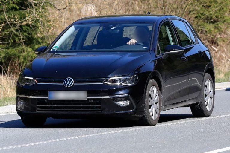 Yeni Volkswagen Golf Şubat 2020'de piyasaya sürülecek!