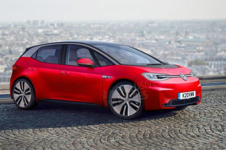 Volkswagen ID hatchback'in fiyatı belli oldu!