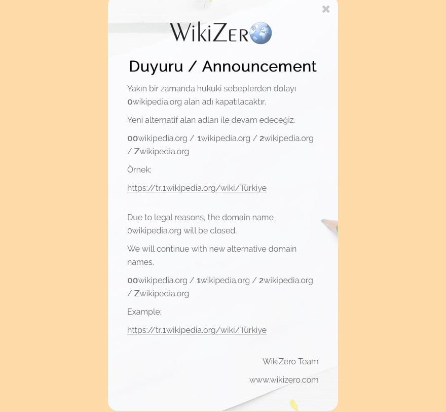 WikiZero