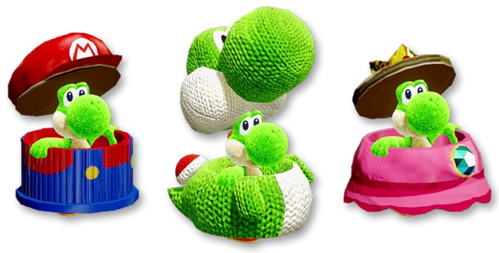 Yoshi's Crafted World incelemesi