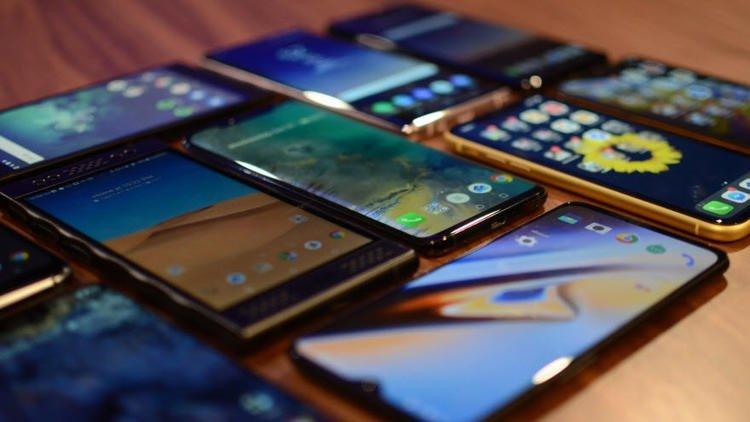 AnTuTu'ya göre en iyi telefonlar – 2019 Nisan