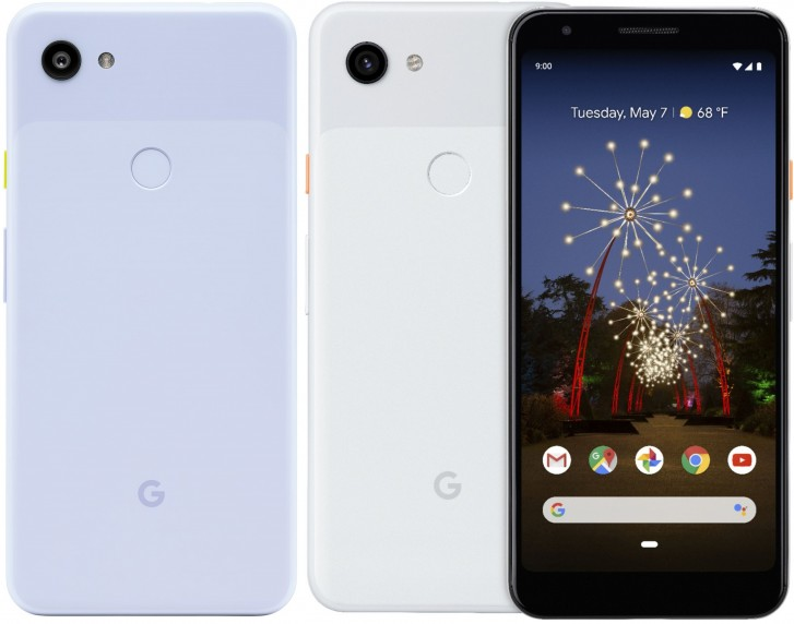 Google Pixel 3a kutusunda görüntülendi!