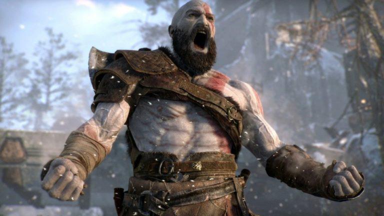 God of War bir kez daha yılın oyunu seçildi