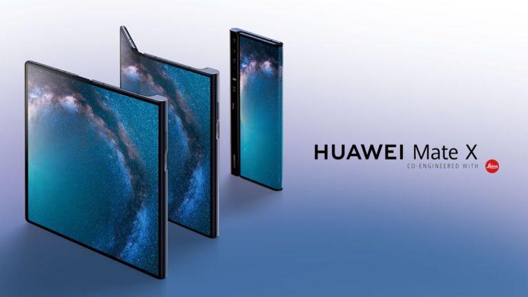 Huawei Mate X ne zaman satışa sunulacak?