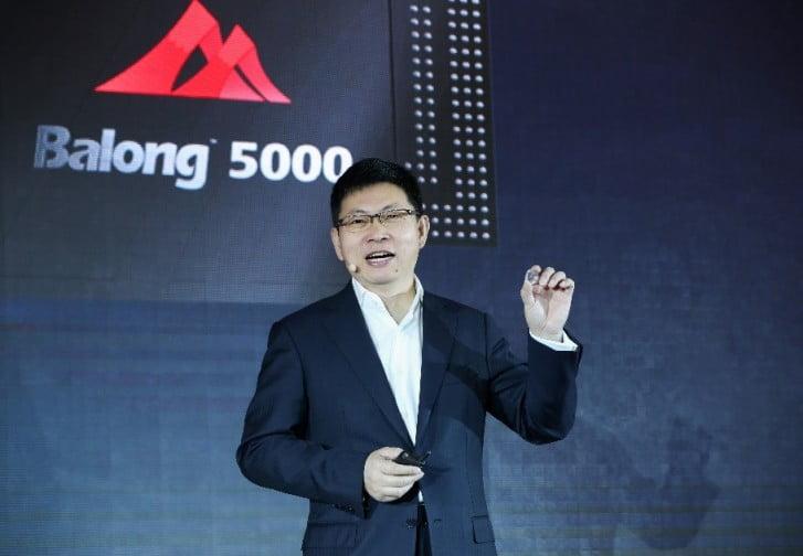 Huawei 5G modemlerini Apple'a satacak