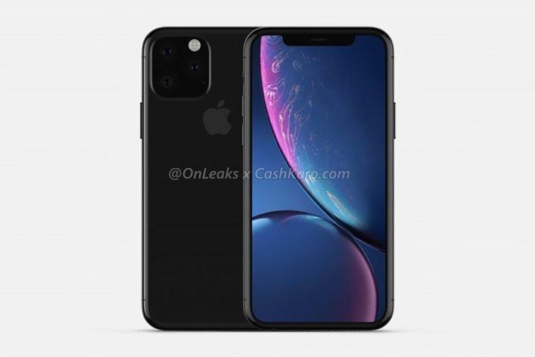 iPhone 11 modelleri böyle görünebilir!