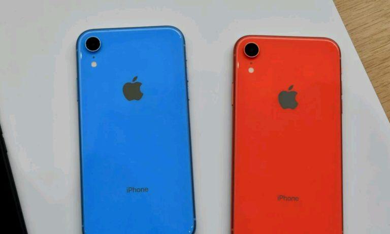 Yeni iPhone XR hakkında bomba iddia!
