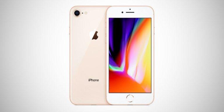iPhone 8 tasarımına benzer iPhone geliyor!