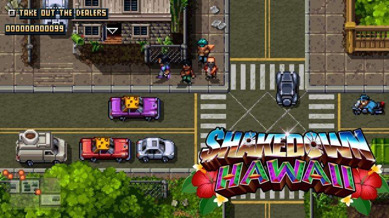 Shakedown Hawaii çıkış tarihi açıklandı!