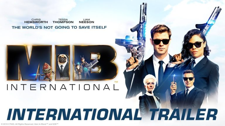 Men in Black International için yeni fragman