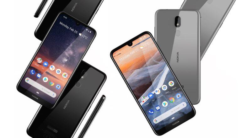 Nokia 3.2 ve 4.2 nihayet satışa sunuluyor