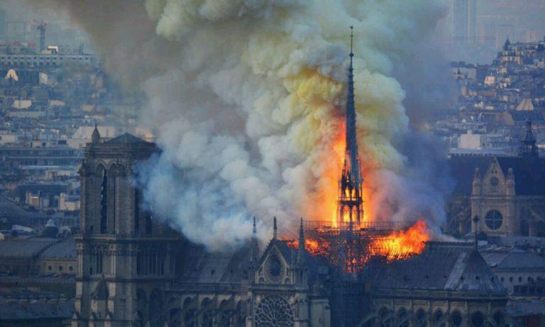 Notre Dame Katedrali için Apple maddi destekte bulunacak