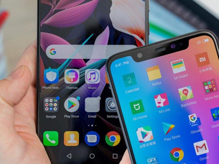 Akıllı telefonda yeni trend Çinli markalar