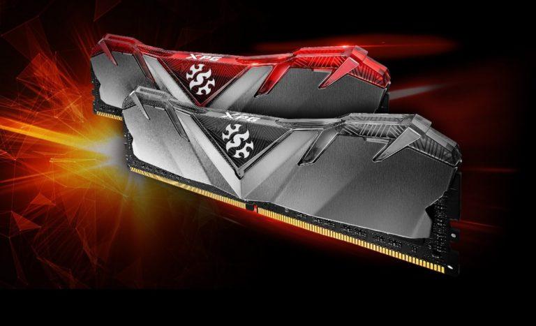 XPG GAMMIX D30 DDR4 RAM!