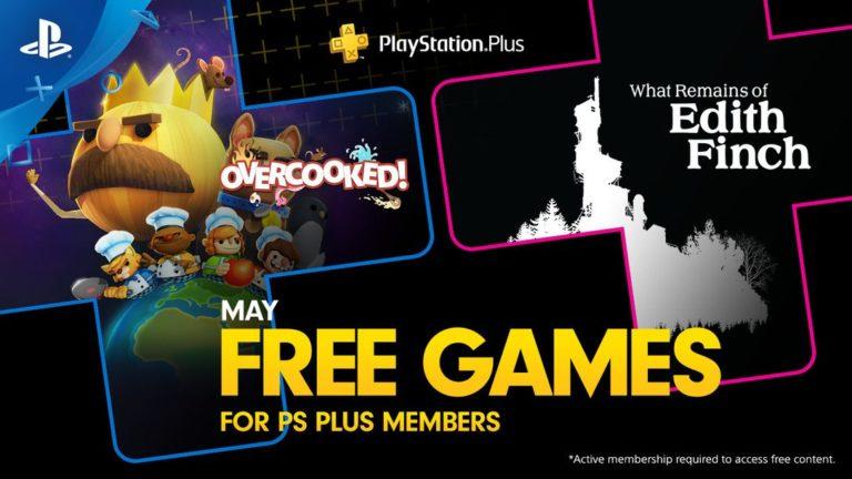 PlayStation Plus Mayıs oyunları açıklandı!