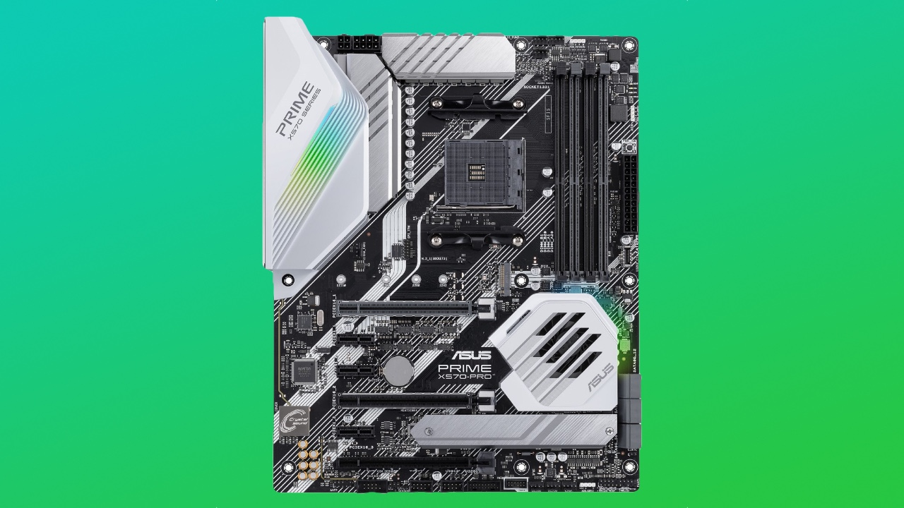 Asus AMD X570