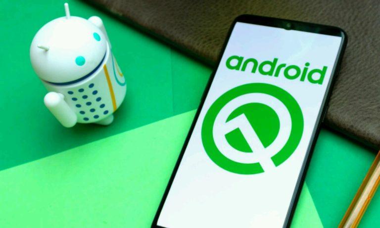 Android Q önemli bir açığa sahip!