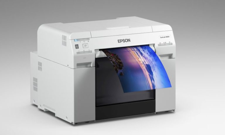 SureLab SL-D800: Epson'un yeni kompakt fotoğraf yazıcısı