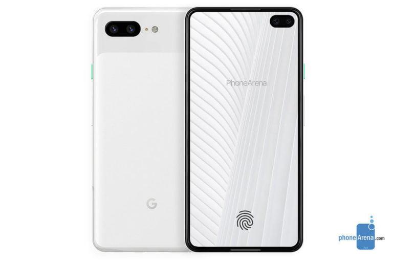 İşte karşınızda Google Pixel 4!