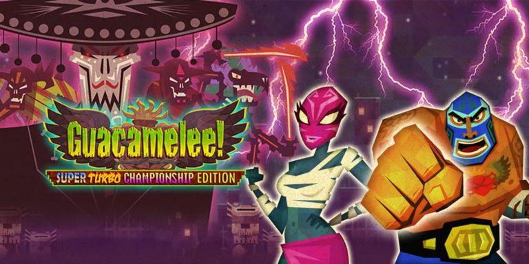 Guacamelee! Super Turbo Championship Edition ücretsiz oldu!