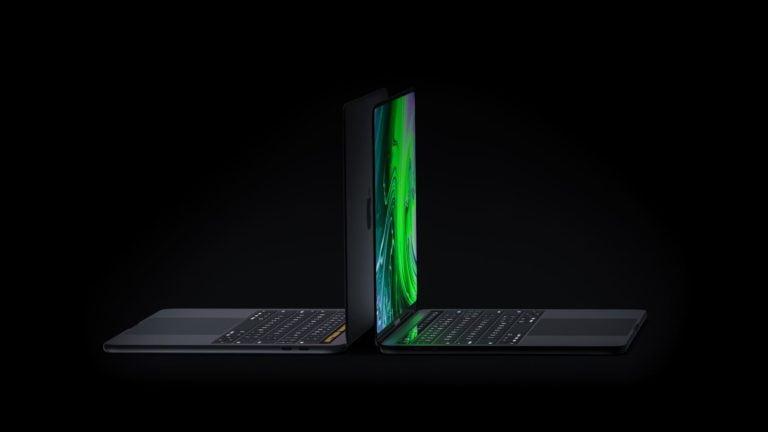 OLED ekranlı MacBook Pro geliyor!