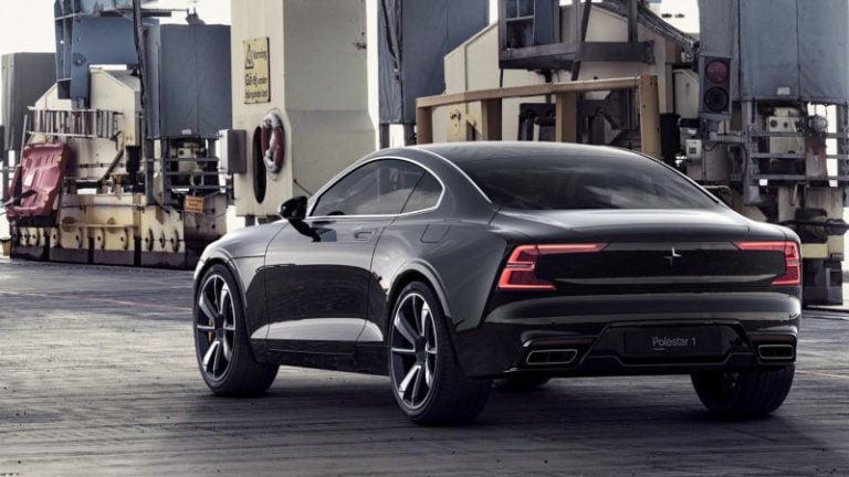 Volvo alt markası Polestar ile Tesla'ya meydan okuyacak!