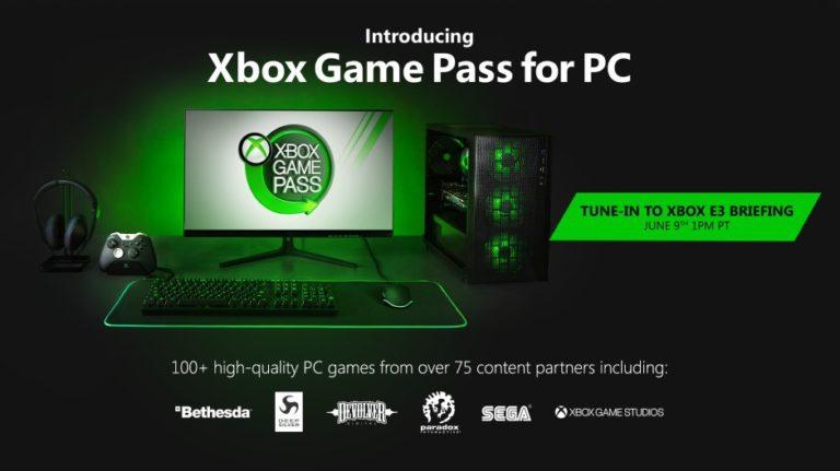 Xbox Game Pass PC için duyuruldu!