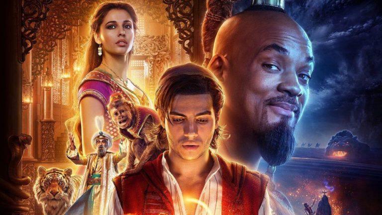 Aladdin açılışı zirvede gerçekleştirdi