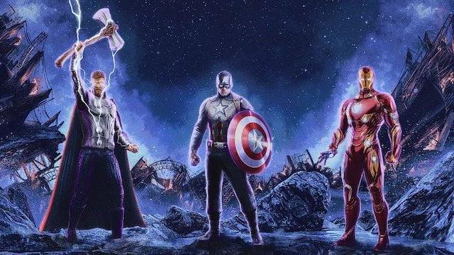 Avengers Endgame Türkiye'de de zirvede!