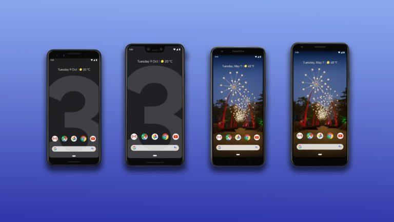 Google Pixel 3a ve 3a XL vs. Pixel 3 ve 3 XL!