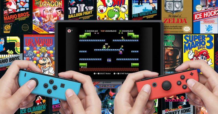 Nintendo Switch Online için yeni oyunlar geliyor!