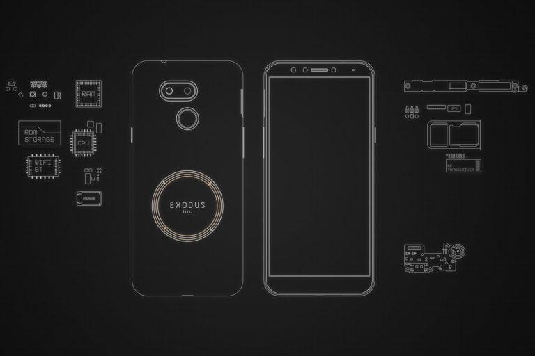 HTC Exodus 1s kripto para için özel telefon olacak