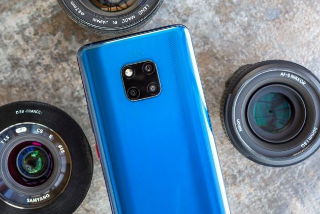 Huawei Mate 30 Pro tasarımı ile karşımızda!