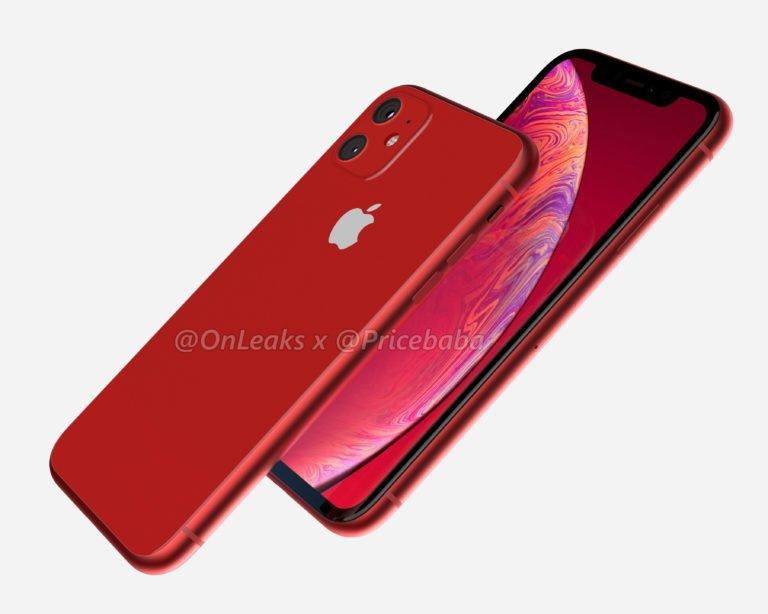 İşte iPhone Xr 2019!
